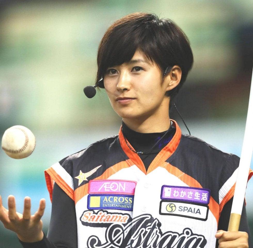 女子プロ野球、美しすぎる加藤優外野手ら36人退団