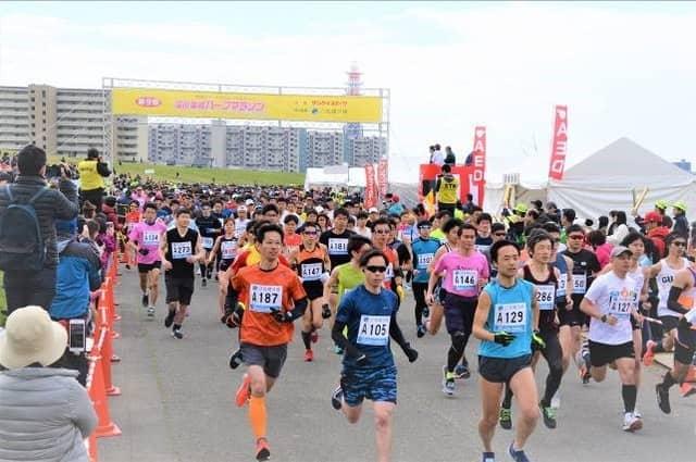有森裕子ハート・オブ・ゴールド支援レースフルマラソン「第10回淀川マラソン」3月開催