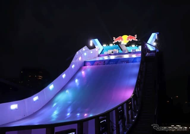 レッドブル・アイスクロス横浜2020《撮影 中尾真二》