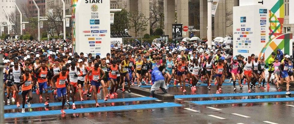 東京 マラソン コロナ
