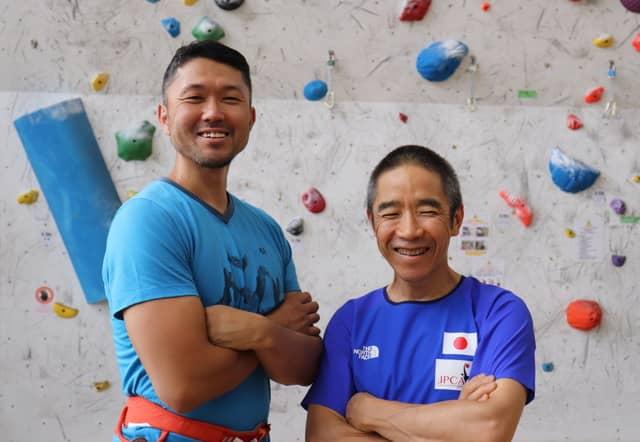 パラクライマー小林幸一郎とパートナーを追ったドキュメンタリー映画が制作開始