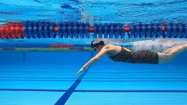 銅メダリスト中西悠子が指導する特別水泳教室開催…神戸みなと温泉 蓮