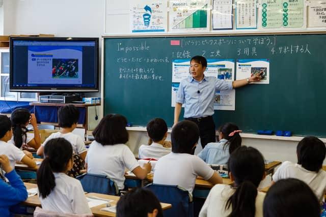 中・高校に国際パラリンピック委員会公認教材日本版を配布…ダウンロードにも対応