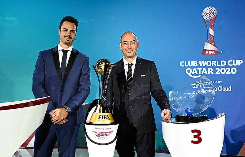 ワールド カップ 2020 クラブ