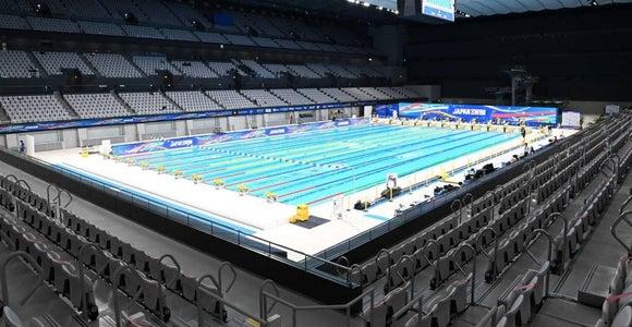 競泳五輪代表選考兼ねた日本選手権は無観客で開催