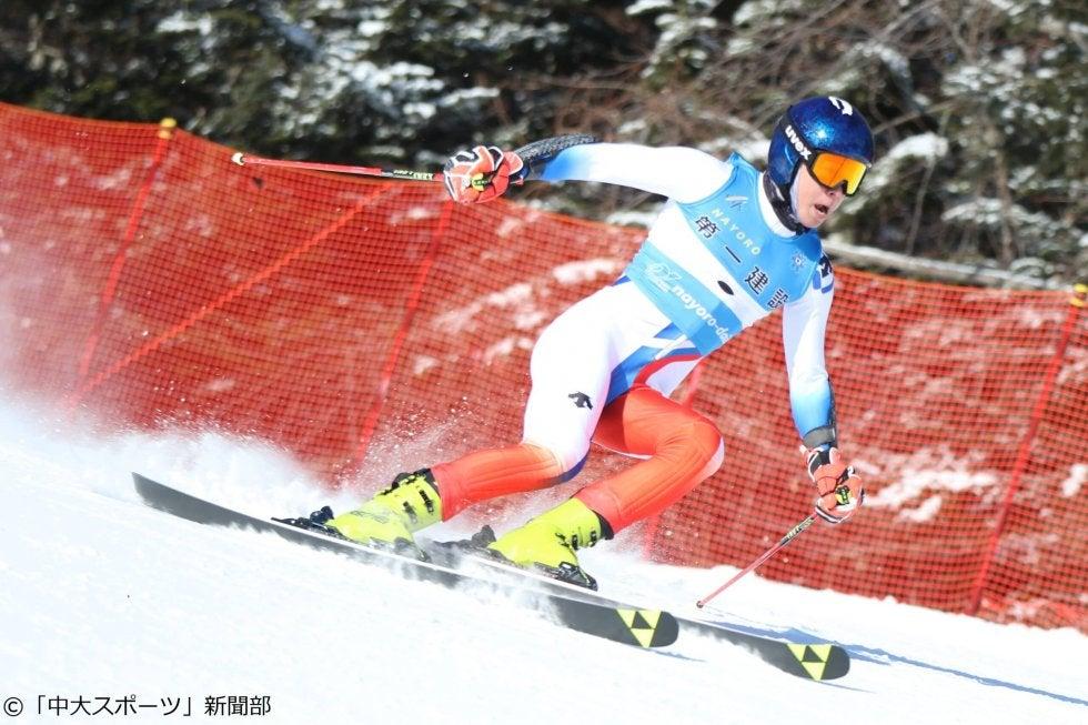 下級生が躍進! 男子1部大回転で富井が悔しい2位ー全日本大学スキー ...