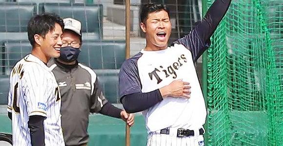 矢野監督 ドラ1佐藤輝明が2番の「超攻撃型」構想