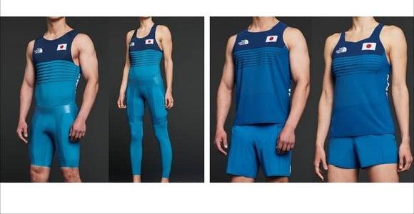 日本代表の東京五輪着用ユニフォームが発表
