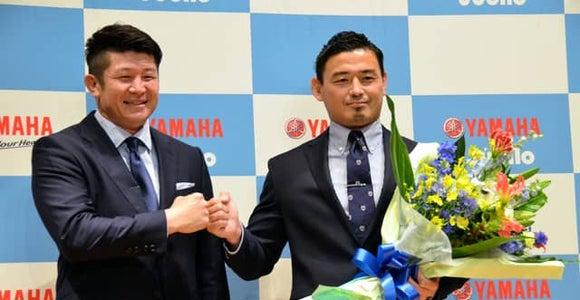 五郎丸さん 新クラブの運営を担当へ 指導者は目指さず