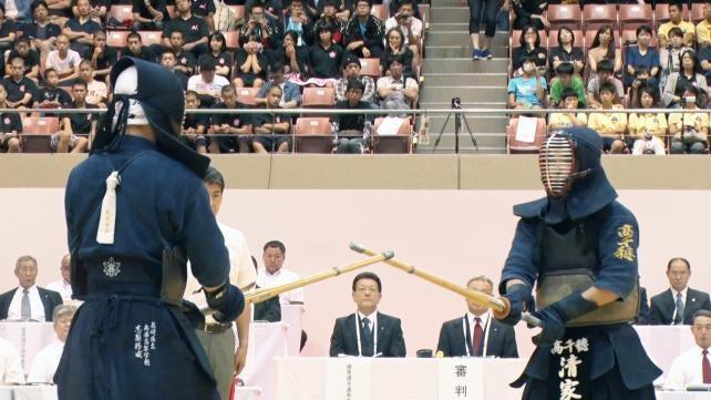 高校 剣道 インターハイ 2019