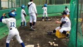 「泣いていちゃダメだぞ!」県立三島南高野球部が小学生に伝えたいメッセージ