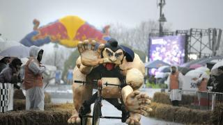 【フォトアルバム】Red Bull Box Cart Race 2012