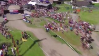 【フルタイム動画】6/10 UCI MOUNTAIN BIKE WORLD CUP ダウンヒル レオガング大会