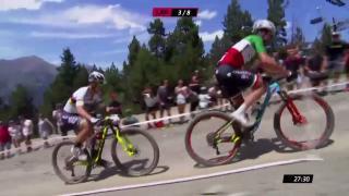 【フルタイム動画】7/15 UCI MOUNTAIN BIKE WORLD CUP クロスカントリー ヴァルノルド大会