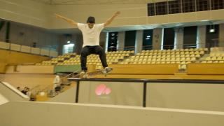 スケートボード・瀬尻稜「体張っている姿を観て欲しい」4/27 ARK LEAGUE開幕