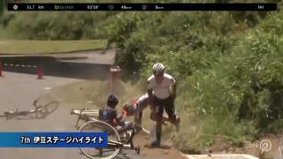 【ハイライト動画】Tour of Japan 2019 第7ステージ:伊豆