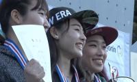 伊藤ふたばが今季2冠!男子は土肥圭太が優勝 / 第2回スピードジャパンカップ
