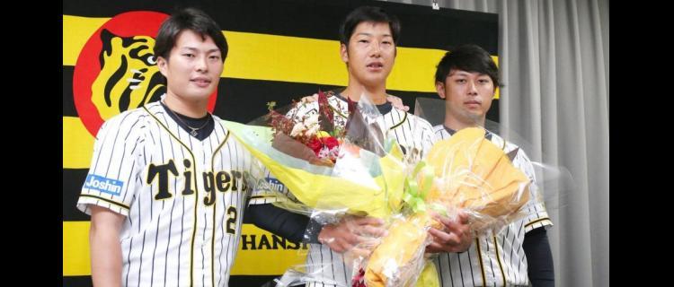 阪神谷本副社長、引退横田に球団内でのポストも提案