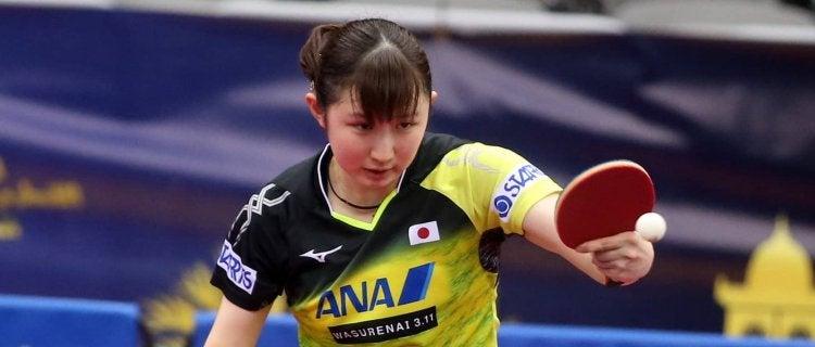 早田ひな、難敵攻略し優勝なるか ポーランドオープン 見どころ