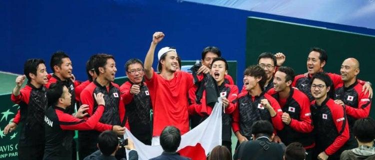 錦織不在も、西岡らがデ杯日本代表に選出。フランス、セルビアと激突