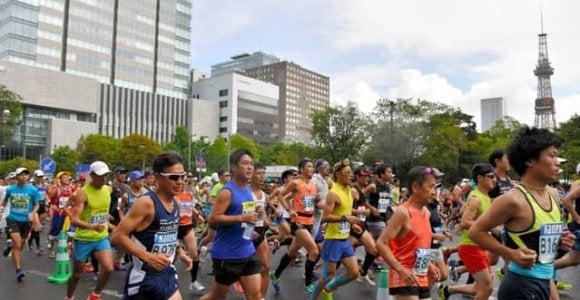 札幌の五輪マラソン、大通公園発着の周回コース案を検討