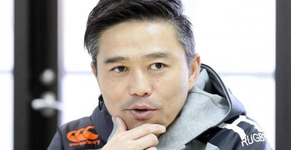 沢木敬介氏がサンウルブズコーチ就任/インタビュー