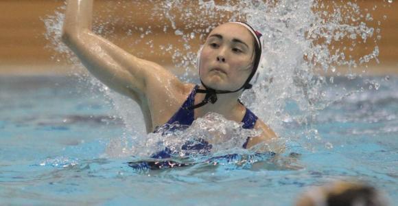 水球日本代表候補・今村花「東京五輪に出たい」