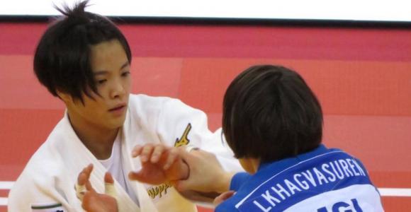 阿部詩が東京五輪代表ほぼ確実、オール一本で決勝へ