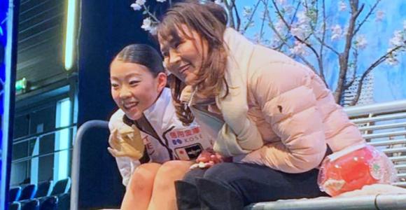 紀平梨花が連覇、4回転サルコー回避も納得の演技