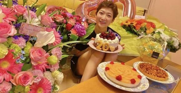 池江璃花子、20歳になったことを報告「幸せです」