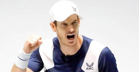 テニス全米OPにマリーとクライシュテルスが主催者推薦で出場