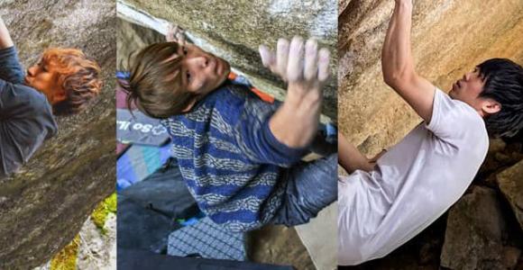 野村真一郎、村井隆一らが岩場クライマーチーム「ROKDO」を結成