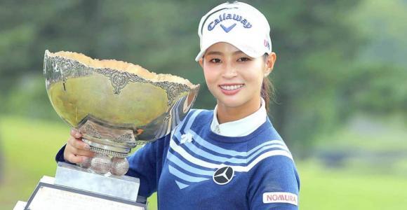 有村智恵「優勝する姿をお見せしたい」ミヤギテレビ杯ダンロップ特番
