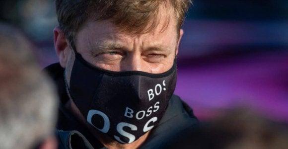 アレックス・トムソン HUGO BOSSがレース続行を断念