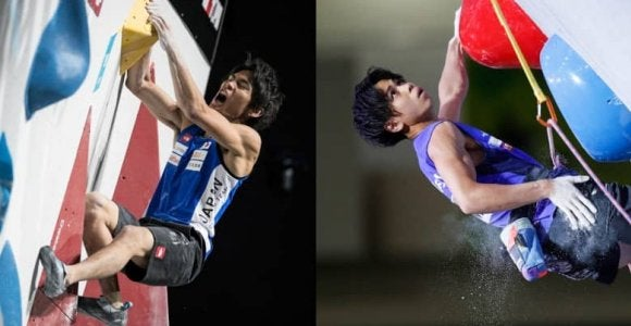 いよいよスポーツクライミングが五輪デビュー! 競技初日は楢崎智亜・原田海が登場