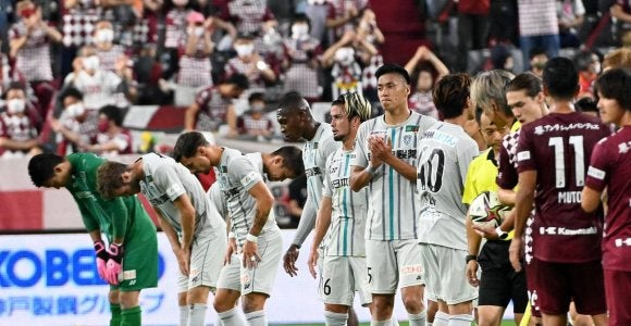 福岡「5年周期」断ち切りJ1残留決定「通過点」長谷部監督