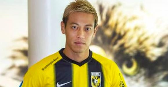本田圭佑、五輪へあらためて意欲。Uー22日本代表にはオランダ組多数