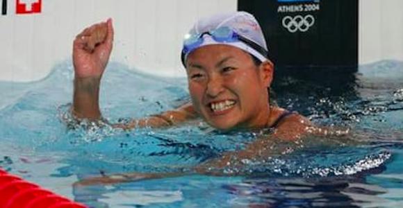 北島康介の2冠よりも驚きだった柴田亜衣の金メダル