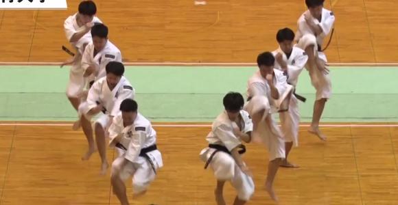 少林寺拳法全日本学生大会 団体