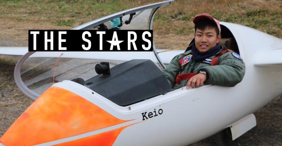 山路優輝(3年)-慶應義塾大学 體育會航空部/ THE STARS