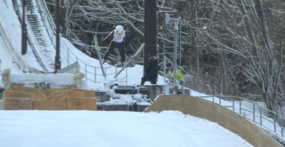 全日本学生スキー選手権大会 ジャンプ男子1部【ハイライト】