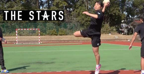 小林紗加(3年)-筑波大学 ハンドボール部/ THE STARS