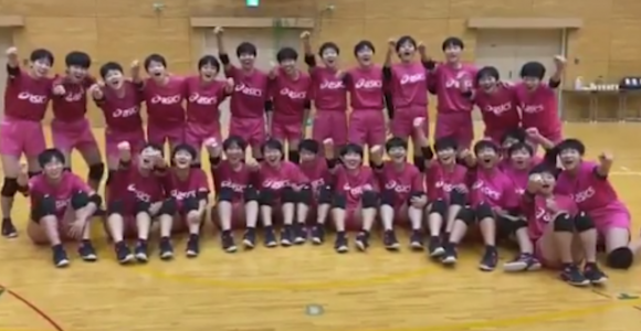 部 バレー 桜が丘 広島 高校